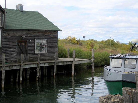 Snowbird Inn B & B: Fish Town Leland