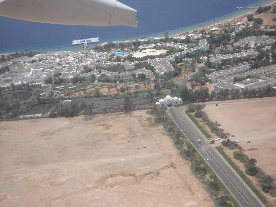 Domina Coral Bay Prestige Hotel: domina dall'alto