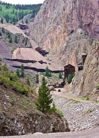 Creede, CO: Commodore Mine