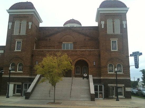 Birmingham, AL: 16th Street Baptist Church
