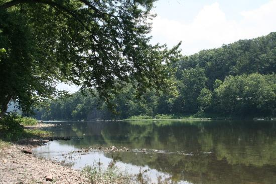 Fort Frederick State Park: The Patomac River