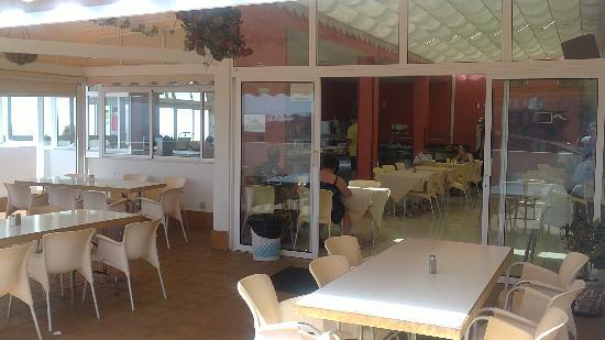 Hotel Altamadores: Dining Area