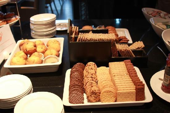 ฮิลตัน เรกยาวิก นอร์ดิกา: Cookies and Muffins
