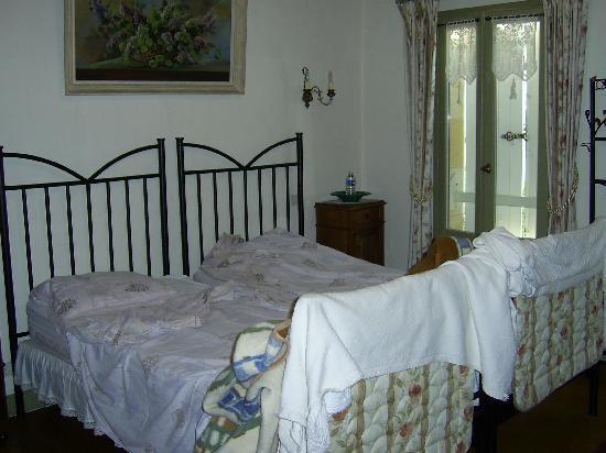 Chateau La Closerie De Fronsac: Notre chambre