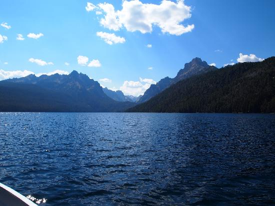 Redfish Lake Stanley ID