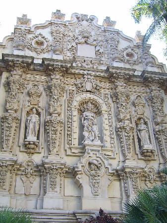 Balboa Park: beautiful architecture