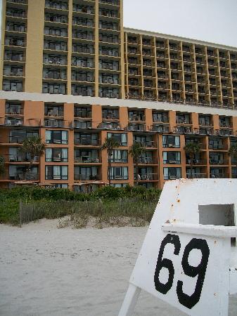 block 69 picture of the caravelle resort myrtle beach tripadvisor rh tripadvisor com