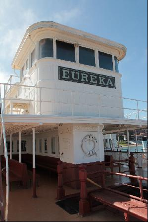 Historic Ferryboat Eureka