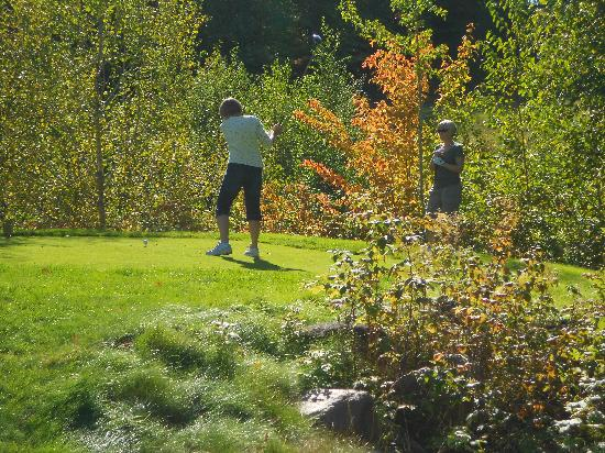 Lakewoods Resort: Forest Ridges Golf Course