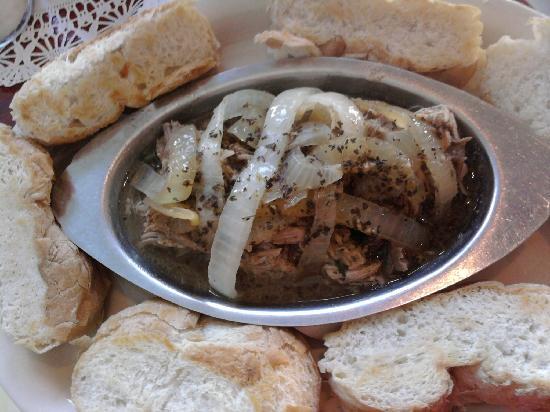 Habana Cafe: pork asado