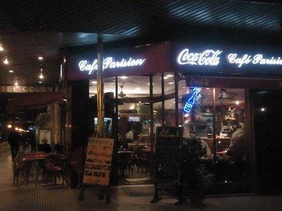 Cafe Parisien : Restaurante Parisien , Buenos Aires