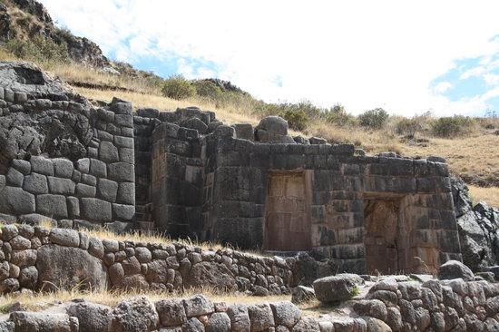 Inca Baths at Tambomachay