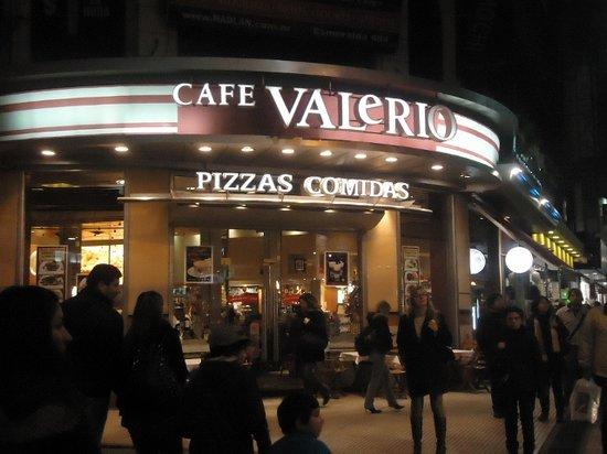 Cafe Valerio: Restaurante ,cafeteria  Valerio ,Buenos Aires
