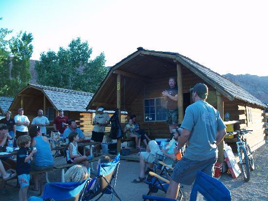 Moab KOA Campground: fun times