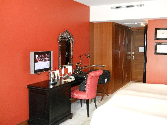 Hotel Telegraaf: My room.