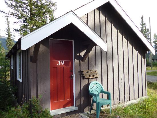 Pine Bungalows: Our cabin