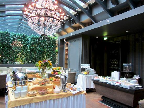 Hotel Telegraaf : breakfast room