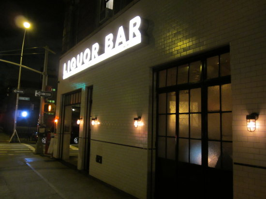 Photo of American Restaurant Schiller's Liquor Bar at 131 Rivington St, New York, NY 10002, United States
