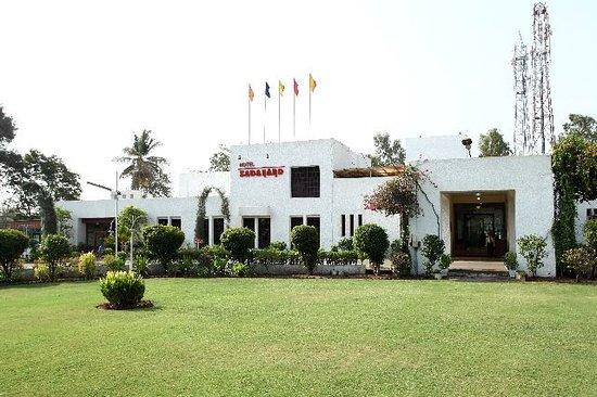 Ankleshwar, India: Hotel Sadanand