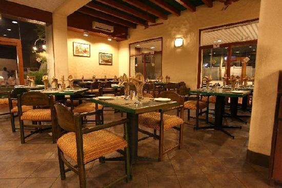 Aangan restaurant picture of hotel sadanand ankleshwar for Aangan indian cuisine