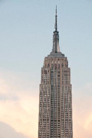 New York City, NY: Empire State Building at Happy Hour :)