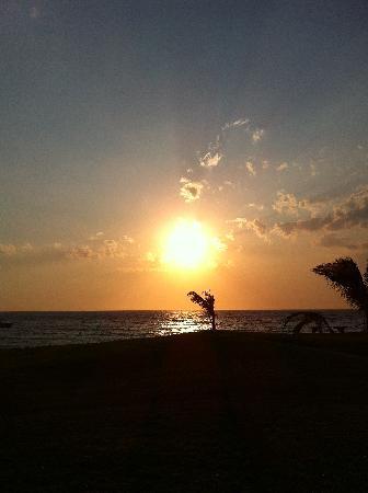 รีสอร์ทแทงกาลูมม่าไอส์แลนด์: Sunset