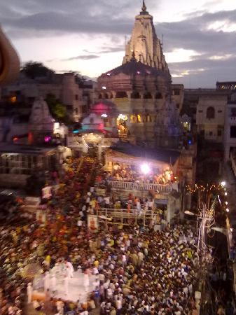 OYO Rooms Jagdish Chowk: janmashtmi festival