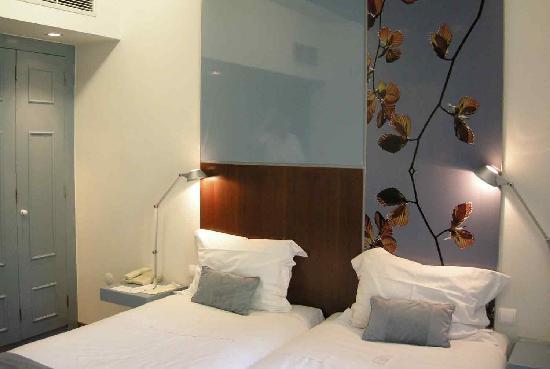 Hotel Quinta das Lagrimas: Beds