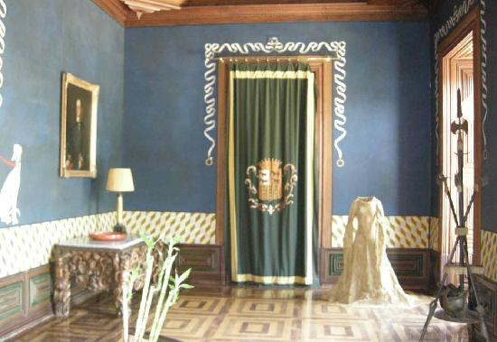 Hotel Quinta das Lagrimas: Entrance