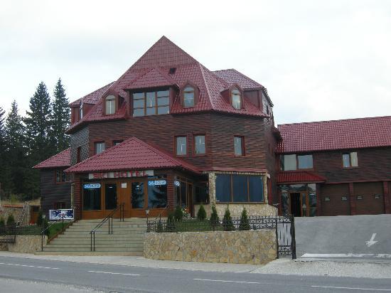Ski Hotel Zabljak: Hotel Ski, Zabljak