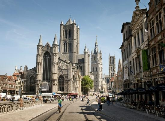 Ghent, Belgium: Provided by: Visit Gent