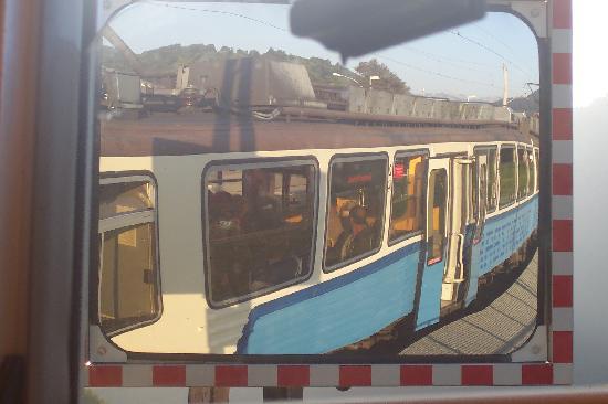 Gasthof zum Rassen : Zugpitze train