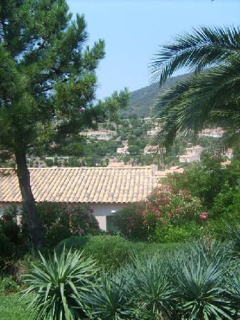 Les Issambres, Francia: Vue près de l'appartement