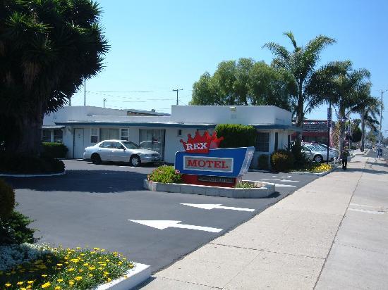 Rex Motel: The Rex