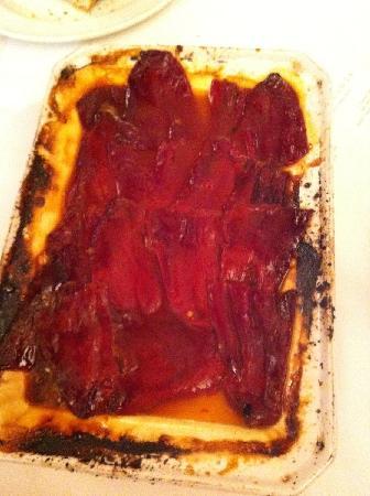 Julian de Tolosa: Slow cooked peppers