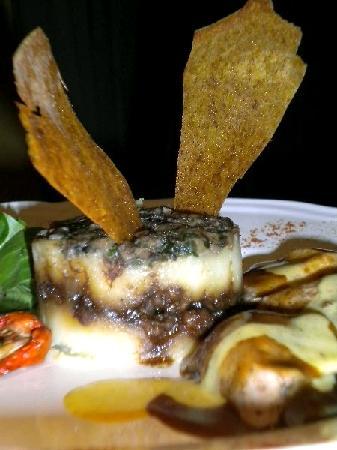 La Potiniere: Fine meals