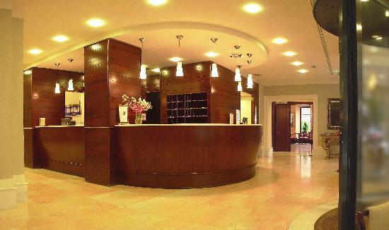 Hotel delle Nazioni: Lobby