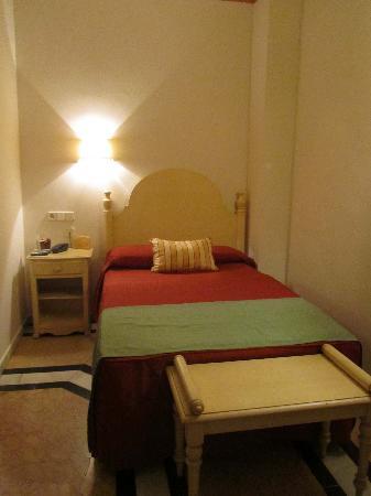 Casona de San Andres Hotel: Bedroom