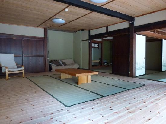 Boukengoya Guesthouse : リビング