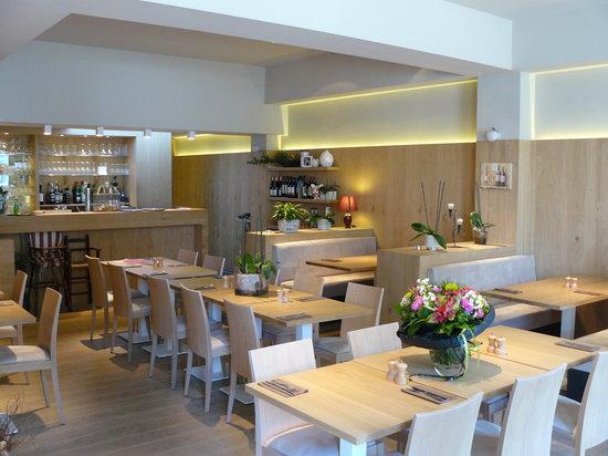 sfeer beeld van het nieuwe interieur - Foto van De Wijngaard, Ieper ...