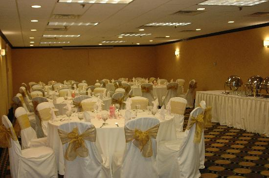 Clarion Inn Waterford Convention Center: Oakbrook Conference Room
