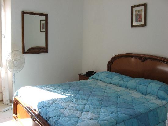 Hotel Villa Argentina: una de las habitaciones