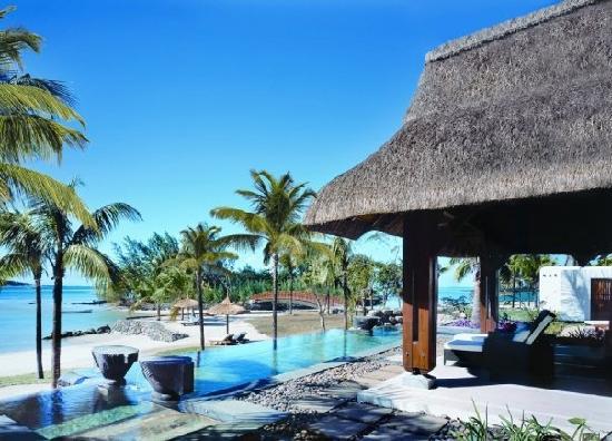 Shangri La S Le Touessrok Resort Spa Mauritius Beach Villa