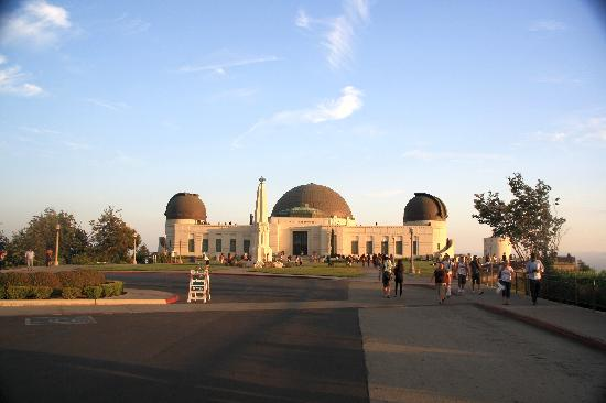 หอสังเกตุการณ์กริฟฟิท: Observatorium