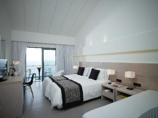 Adrina Resort & Spa Triple Room