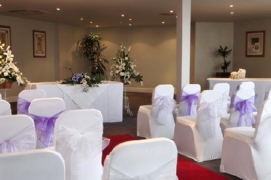 BEST WESTERN Carlton Hotel : Civil Weddings or Partnerships