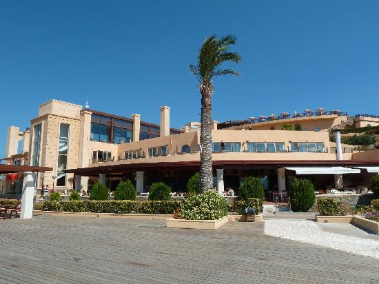 Sea Side Resort & Spa : Le restaurant principal