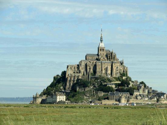 Mont Saint Michel Manastırı: Abbaye du Mont Saint Michel