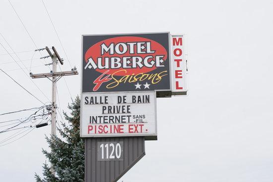 Motel Auberge Quatre (4) Saisons