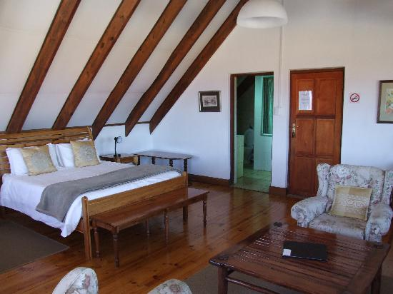 Drakensberg Mountain Retreat: Room with a view